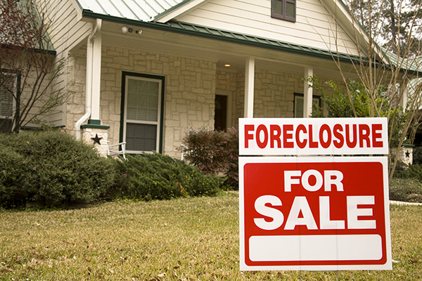 State of Foreclosures in District Of Columbia 2014