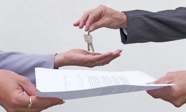 Divorced - get a quit claim deed or a grant deed and title insurance?