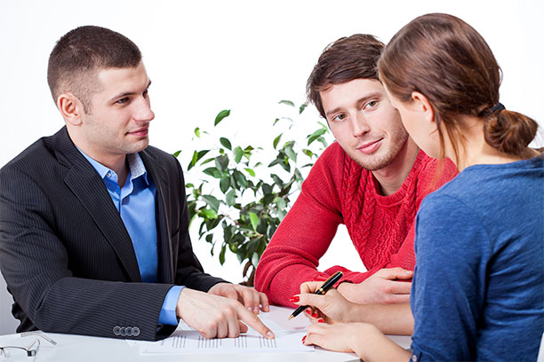 Real Estate investor assuming young couple's mortgage obligation